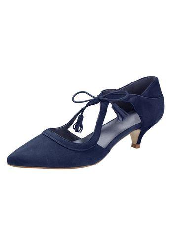 Туфли на шнурках heine
