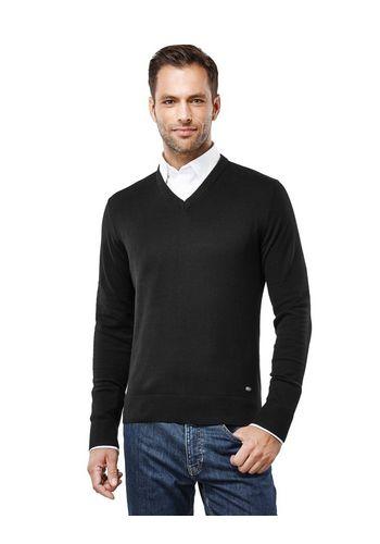 Пуловер с V-воротником Vincenzo Boretti