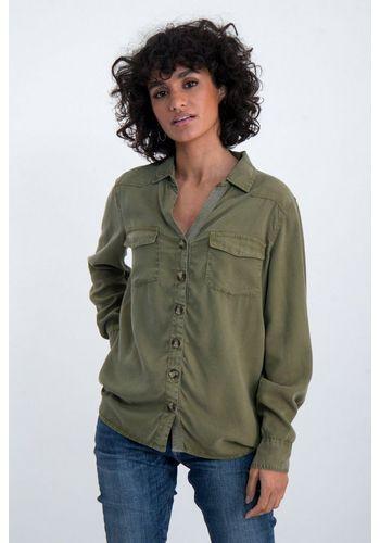Классическая блузка Garcia