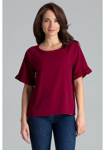 Классическая блузка LENITIF