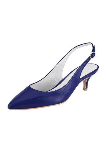 Туфли с открытой пяткой heine