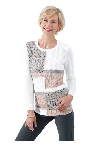 Пуловер Classic Basics