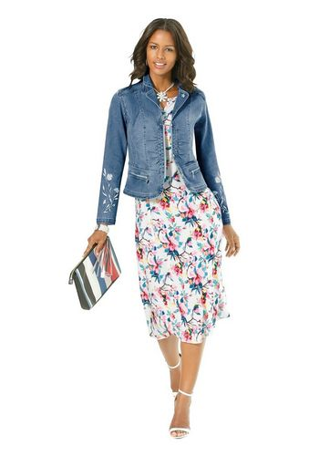 Короткий пиджак Alessa W.