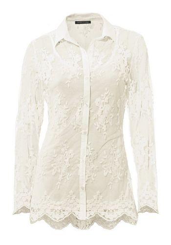 Кружевная блуза ASHLEY BROOKE by Heine