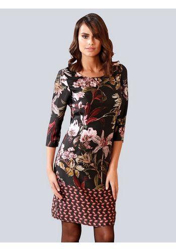 Коктейльное платье Alba Moda
