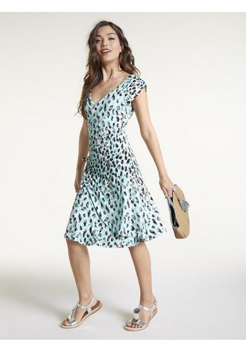 Платье с запахом ASHLEY BROOKE by Heine