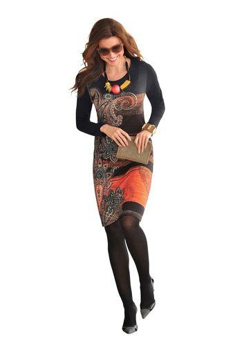 Трикотажное платье  Ambria