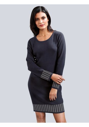 Трикотажное платье Alba Moda