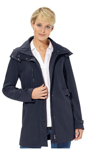 Удлиненная куртка Casual Looks