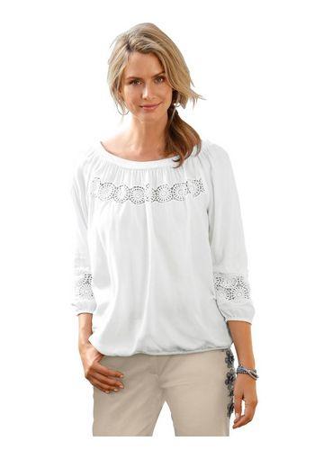 Кружевная блуза creation L