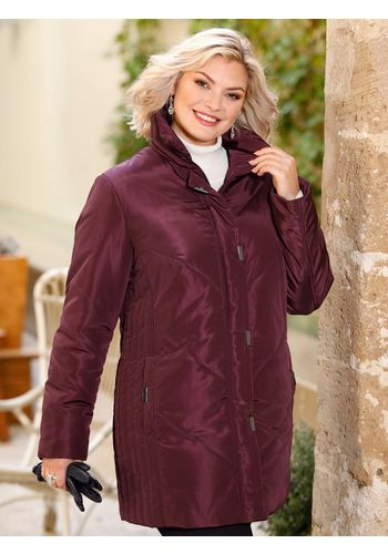 Стеганое пальто m. collection