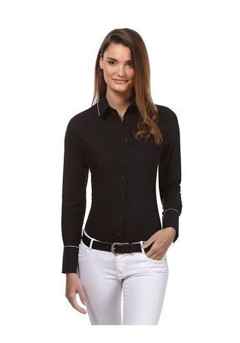 Классическая блузка Vincenzo Boretti