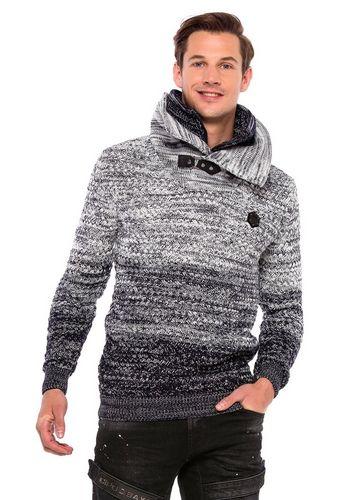 Пуловер  Cipo & Baxx