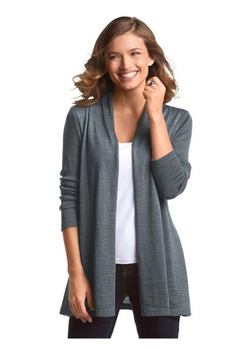 Удлиненный пуловер Classic Inspirationen