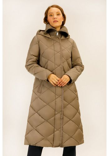 Стеганое пальто Finn Flare