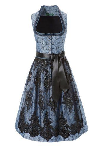 Кружевное платье Country Line