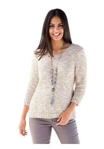 Пуловер с круглым воротом Amy Vermont