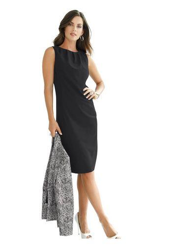 Платье-футляр Lady