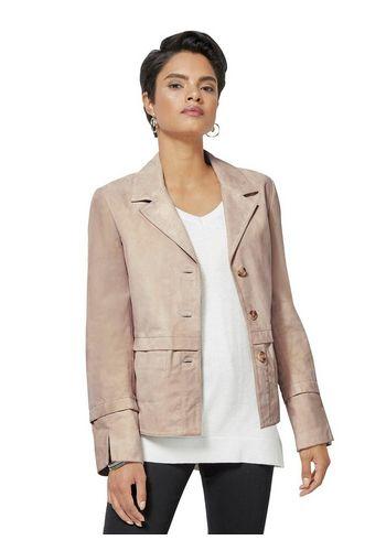 Короткий пиджак Mainpol